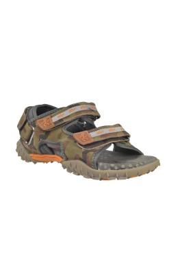 Sandale print camuflaj Boyz, marime 38