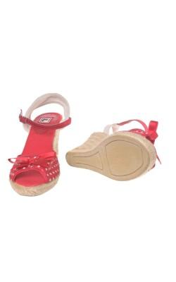 Sandale rosii Fila, marime 37