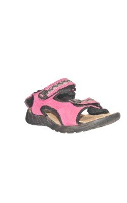 Sandale roz Alive, piele, marime 31