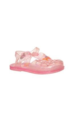 Sandale roz cu pestisori, marime 24.5