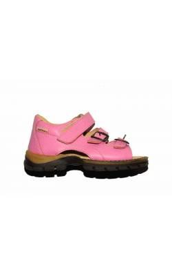 Sandale roz PeGres, marime 25