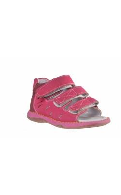 Sandale roz Scandi, marime 23