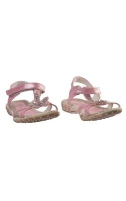 Sandale roz Snoopy, marime 30