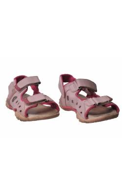 Sandale roz Vincent, marime 32