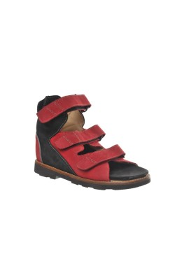 Sandale ortopedice Schein, piele, marime 34