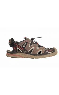 Sandale semi-inchise Agaxy, marime 33
