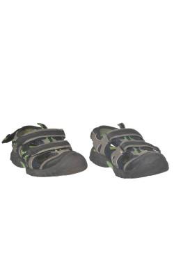 Sandale semi-inchise Agaxy, marime 34