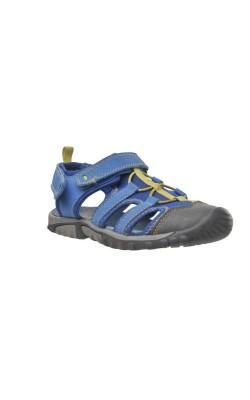 Sandale semi-inchise Crane, marime 33