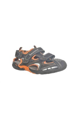 Sandale semi-inchise Hazard, marime 28