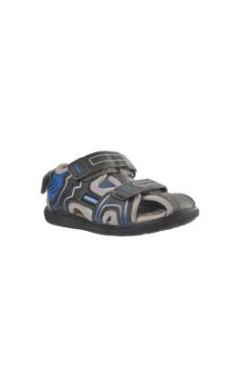 Sandale semi-inchise, marime 22