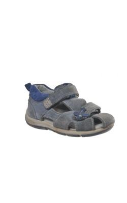 Sandale semi-inchise Superfit, piele, marime 23