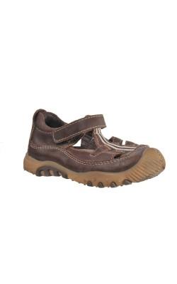Sandale semi-inchise Vincent, piele naturala, marime 27