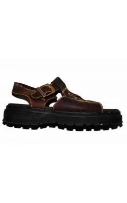 Sandale Skechers, piele naturala, marime 40, calapod lat