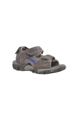 Sandale Superfit, piele naturala si textil, marime 26