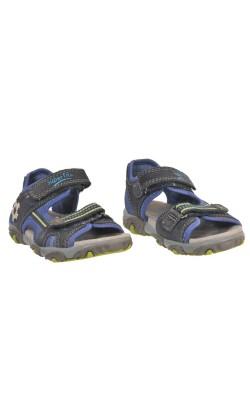 Sandale Superfit, piele naturala si textil, marime 29