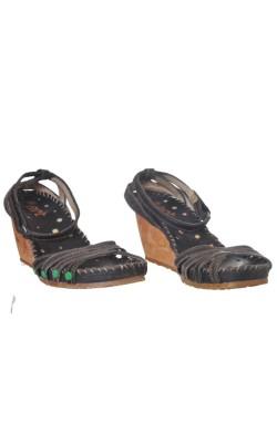 Sandale The Art Company, piele naturala, marime 38