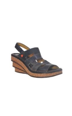 Sandale The Art of Walking, piele naturala, marime 37