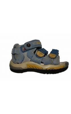 Sandale Twisty, piele, marime 20