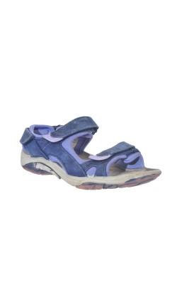 Sandale Twisty, piele naturala, marime 37