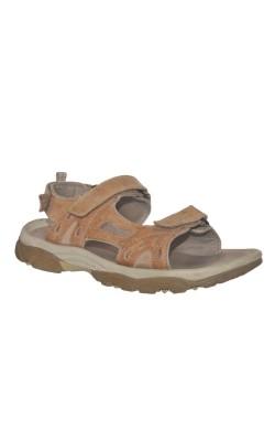 Sandale usoare din piele Crane, marime 41
