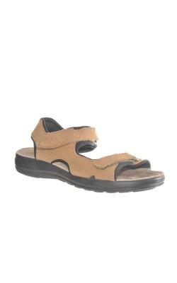 Sandale usoare din piele Landrover, talpa Blue-Flex, marime 37