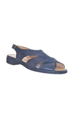 Sandale usoare din piele naturala Schneider, marime 42