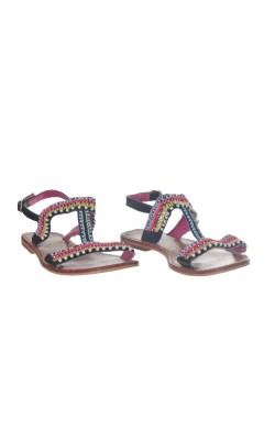 Sandale usoare din piele Softgrey, marime 37