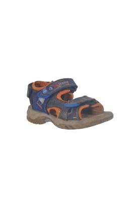 Sandale usoare din piele Twisty, marime 26