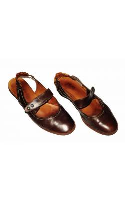 Sandale Vabene, integral piele, marime 40 calapod lat