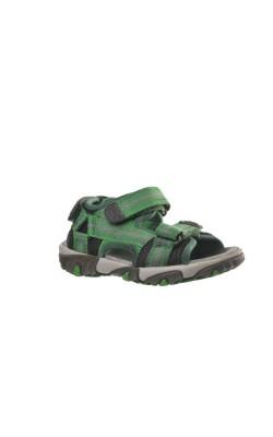 Sandale verzi Superfit, marime 26