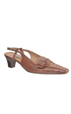 Sandale usoare din piele Walder, marime 40