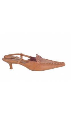 Sandale YKX & Co, piele naturala, marime 38