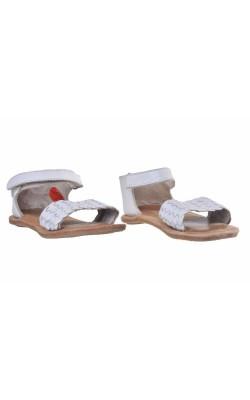 Sandale Zara, piele naturala, marime 21