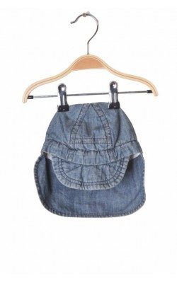 Sapca denim Mini A Ture, 12-18 luni