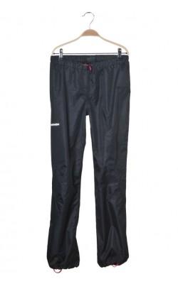 Suprapantalon Norheim, negru cu roz, marime 38