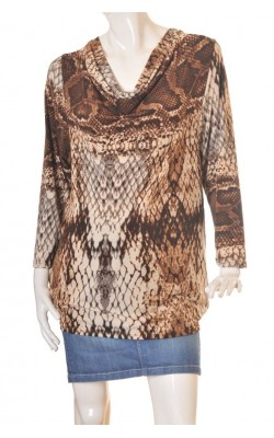 Top animal print Mapp, marime L