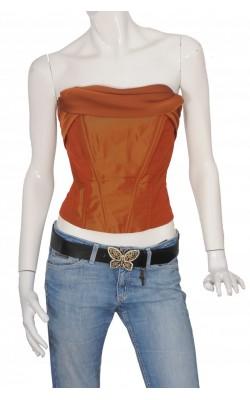 Top cu corset Nienhaus, satin, marime 42