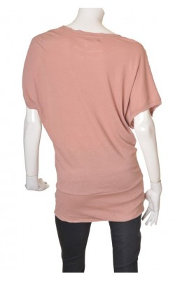 Top lung mov taupe Only, marime M