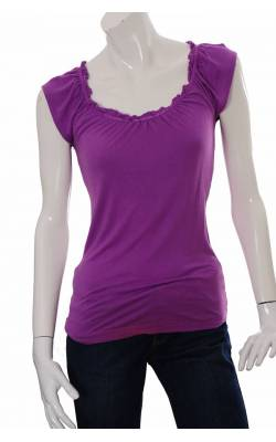 Top mov din vascoza Old Navy, marime XS