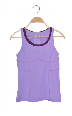 Top mov Nike Dry-Fit, marime S