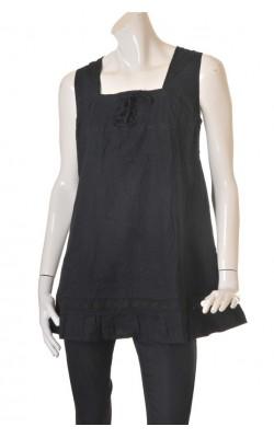 Top negru H&M, marime XL