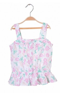 Top print floral Primark Young Dimension, 5-6 ani