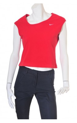 Top rosu Nike, marime L