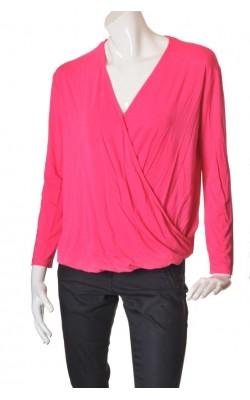 Top roz drapat Cubus, marime 42