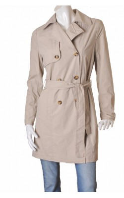 Trench bej Design by Kappahl, marime 42