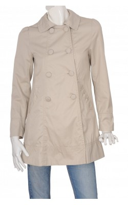 Trench bej H&M, marime 38