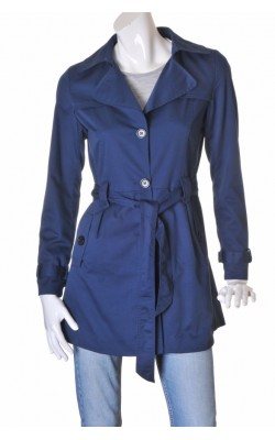 Trench bleumarin Freequent, marime 40