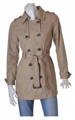 Trench clasic Cubus, marime 38