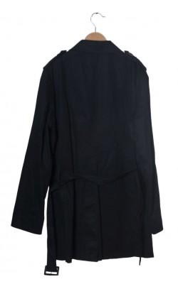 Trenci negru barbati Zara, marime M