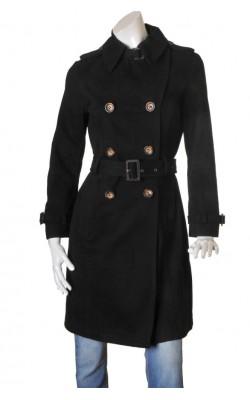 Trenci negru Zara, marime 42